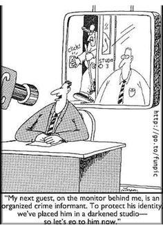 """The Far Side"" by Gary Larson. Far Side Cartoons, Far Side Comics, Funny Cartoons, Funny Jokes, Funny Sayings, The Far Side Gallery, Gary Larson Far Side, Gary Larson Cartoons, Mother Goose And Grimm"