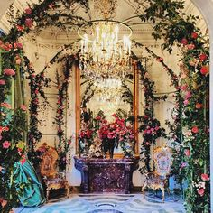Floral Fantasy Dolce & Gabbana | Alta moda