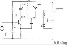 Microphone Preamp Circuit Circuit Diagram Circuit