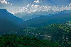west of kaukasus