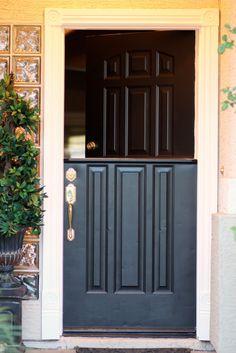 Garden View Cottage: How to Make a Dutch Door