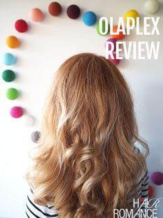 How to go blonde with less damage – Olaplex review