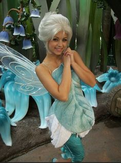 Periwinkle from disney fairies cosplay Disney Dream, Disney Love, Disney Magic, Disney Disney, Walt Disney World, Disney Parks, Tinkerbell And Friends, Disney Fairies, Amazing Cosplay
