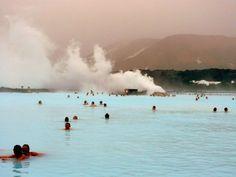 Blue Lagoon Spa  Grindavik, Iceland