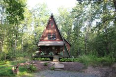 House in Gordonsville, United States. Gum Tree Lodge, a newly built A-frame… - Get $25 credit with Airbnb if you sign up with this link http://www.airbnb.com/c/groberts22