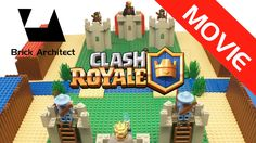 Lego Clash Royale - Lego Clash of Clans - Stop Motion Video - Funny Paro...