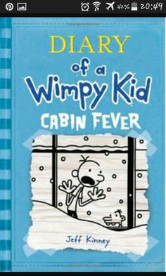 13 best wimpy kid books images on pinterest jeff kinney wimpy kid cabin fever wimpy kid books book outlet outlet store book jacket book cover art solutioingenieria Choice Image