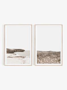 Set of PrintsWall ArtSet of 2 PrintsPrints SetDesert | Etsy