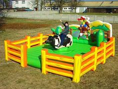 My son will be turning 10 this month and he wants do be something special for his birthday party. He is such a darning and fun kid with some high energy friends! My husband and I were thinking of renting a mechanical bull for his party.