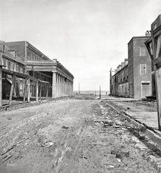 War's aftermath: Charleston, SC in 1865.
