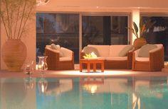 www.visitabanomontegrotto.com Hotel Europa Terme - Thermae Abano Montegrotto - Piscina Termale, thermal swimming pool, thermalbad, hot springs, горячие источники, термы relax & wellness!