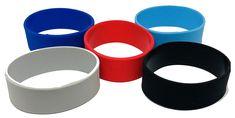 slimpuro Silikon Bänder für Carbon Slim Wallet - Ersatzbänder - Geldklammer EUR 9,90 Band, Bands, Conveyor Belt