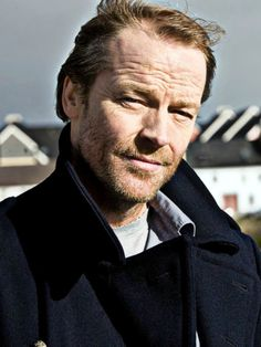 Iain Glen because I love an English gentleman!