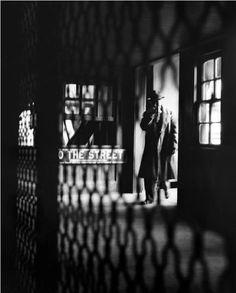 Paul Himmel  - Under the 3rd Avenue El, New York City, c.1950