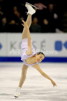 ワグナーが初優勝、浅田は2位 四大陸選手権 国際ニュース:AFPBB News
