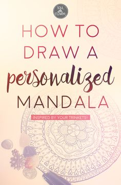 Practice: Mandalas are a Eastern form of art and meditation. Learn a little more about them by Googling Mandala and then try your own! Mandalas Painting, Mandalas Drawing, Dot Painting, Painting Tips, Mandala Artwork, Chakras, Mandala Meaning, Mandala Art Lesson, Tips & Tricks