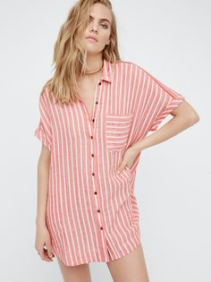 Little Sway Mini Dress at Free People Clothing Boutique
