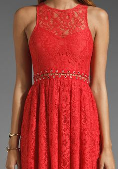 #Revolve Clothing         #love                     #Style #Stalker #Love #Lace #Dress #Coral #from #REVOLVEclothing.com          Style Stalker Love Me Do Lace Up Dress in Coral Red from REVOLVEclothing.com                            http://www.seapai.com/product.aspx?PID=479987