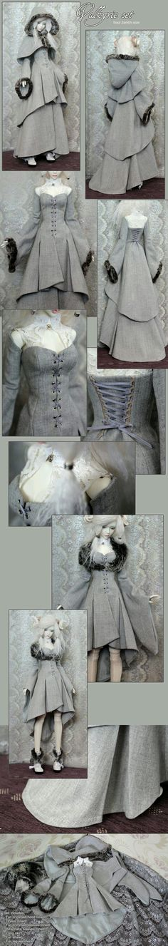 Oh, how I wish this was not just doll clothes