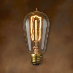 Image result for edison led bulb