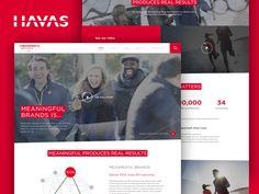 Havas Meaningful Brands by Lukáš Oslzla