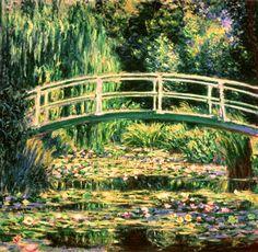 Oscar-Claude Monet ( 1840-1926), foi um pintor francês, considerado o maior entre os pintores da escola impressionista. Algumas de sua obr...