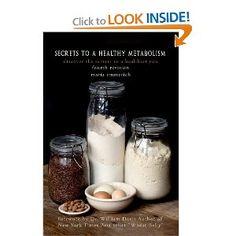 Secrets to a Healthy Metabolism: Maria Emmerich, William Davis: 9780988512405: Amazon.com: Books For Mas Bday