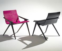 the molded plywood chairs by cherner chair seating pinterest plywood chair and plywood
