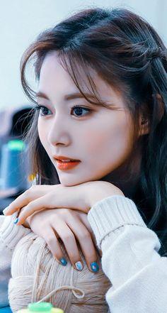 Cute Korean Girl, Asian Girl, Tzuyu And Sana, Tzuyu Wallpaper, Twice Album, Kpop Hair, Twice Once, Chaeyoung Twice, Twice Kpop
