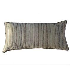Cavalli Stripes Down Lumbar Pillow