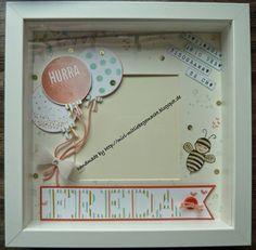 Personalisierter RIBBA-Rahmen zur Geburt. Bleibende Erinnerung für das Kinderzimmer.