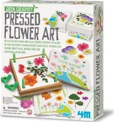 4M Pressed flower art `One size Details : Base and flower press cover, corrugated cardboard, white blotting paper, plastic screw, wingnut, Decorative Boxes, Cards, envelopes, bookmarks, ribbons, Glue, Brush, double-sided adhesive ri http://www.comparestoreprices.co.uk/january-2017-7/4m-pressed-flower-art-one-size.asp