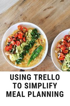 Looking for a great meal planning system? Ready to ditch your recipe binder? Start using Trello for meal planning, have one place to hold your recipes and make meal planning easy! Frugal Meals, Budget Meals, Budget Recipes, Family Recipes, Good Parenting, Parenting Hacks, Every Mom Needs, Budget Meal Planning, Whole 30 Breakfast