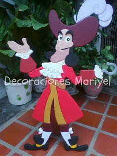 Jack y los Piratas (figura de 1metro)