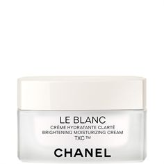 CHANEL - LE BLANC BRIGHTENING MOISTURIZING CREAM TXC More about #Chanel on http://www.chanel.com