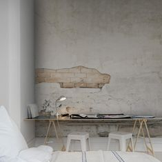 Faux #wallpaper from www.rebelwalls.com.au