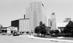 Fort Worth in 1975