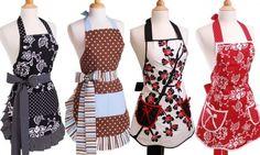 avental de cozinha vintage moldes - Pesquisa Google