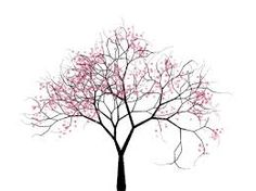cherry blossom trees paintings - Google Search