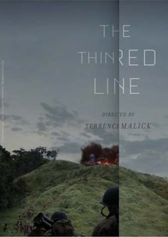 THE THIN RED LINE (DVD RELEASE) | DESIGNER: NEIL KELLERHOUSE | CLIENT: THE CRITERION COLLECTION