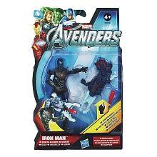 Figura de Ação Marvel 9 cm - Iron Man (escuro)