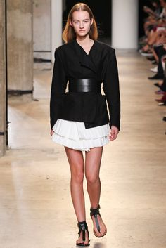 It's a Wrap: Designers Endorse the Obi for Spring http://www.isabelmarantsneaker.com/ #IM #IsabelMarant