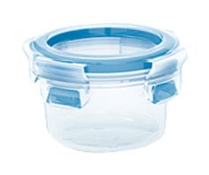 Emsa Clip & Close, Round, 5-Ounce by Frieling. $4.50. Lids are interchangeable with Emsa Snap and Close Containers. Seal and lid are fused togethr, no dirt or bacteria cne be trapped underneath the seal. Made from BPA-free material. 100-Percent leak-proof, airtight and aroma safe. 30-Year warranty. Healthier, fresher and easier to use, Emsa Clip & Close Containers were developed by German engineers in response to consumers' wish lists for the ideal food storage container....