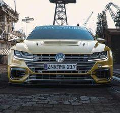Volkswagen Wants R Versions of Tiguan, Touareg and Arteon to Battle AMG Volkswagen Phaeton, Scirocco Volkswagen, Vw Passat, Volkswagen Golf, Best Luxury Sports Car, Luxury Cars, Koenigsegg, Jetta Mk5, Audi