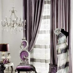 Modern Living Room Curtains 31 amazing velevt drapes and curtain decor ideas | green curtains