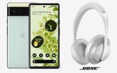 Google vous offre un casque Bose Headphones 700 l'achat de l'un de ses nouveaux smartphones Pixel 6 ou Pixel 6 Pro. Un bon plan qui permet d'avoir cet excellent casque audio Bluetooth sans fil d'une valeur de 299 euros gratuitement...