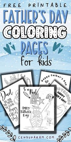 Diy Father's Day Gifts For Dad, Easy Fathers Day Craft, Fathers Day Presents, Gifts For New Dads, Easy Diy Gifts, Father's Day Diy, Superhero Coloring Pages, Cute Coloring Pages, Coloring Sheets