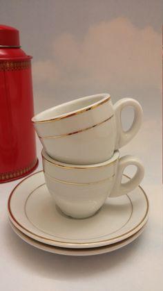 Amaretto di Amore The Liqueurs Of Love Set of 2 Demitasse Espresso Cups