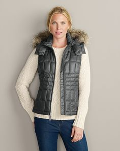 High Pass Down Vest | Eddie Bauer