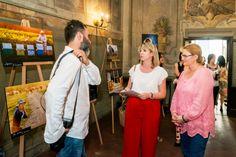 """Florența, """"ROMANIA, GENTE - LUOGHI E COSTUMI"""", expoziție fotografică ce poate fi descrisă într-un singur cuvânt: emoție - Gazeta Românească - ştiri pentru românii din Italia"""